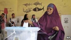 Tirinta codadka ee doorashooyinka Somaliland oo socota