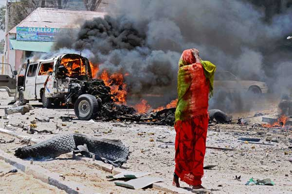 Nuruddin Farah: How Al-Qaeda chief Osama Bin Laden sowed seed of Somalia's woes