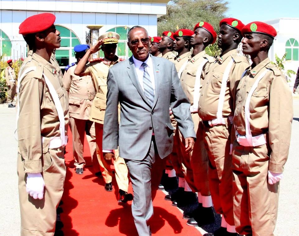 Madaxweynaha Somaliland oo dulay dalka Itoobiya