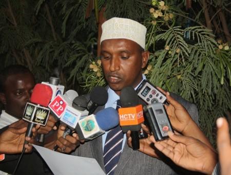 """Xildhibaan Saadiq Abshir Garaad: """"Waqtigii caburinta iyo cadaadiska Somaliland waa soo dhamaadey oo reer Laascaanood mar dhow waa la xoraynayaa"""""""