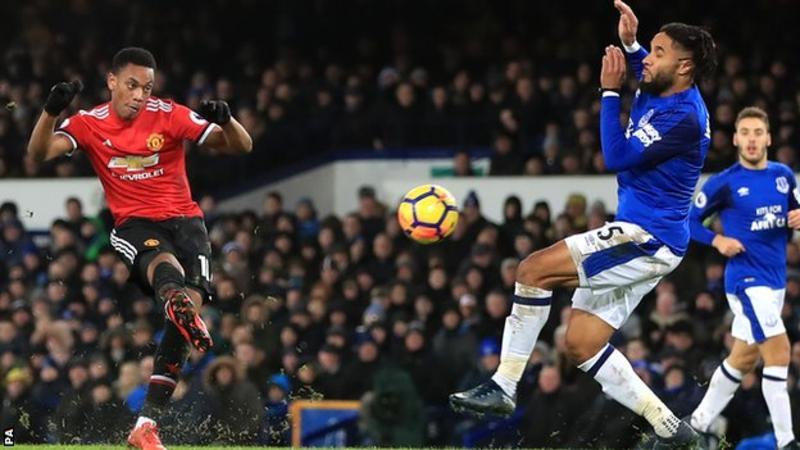 Xubintii Ciyaaraha: Man Utd oo Everton 2-0 dirtay, hanateyna kaalinta labaad (dhegayso)