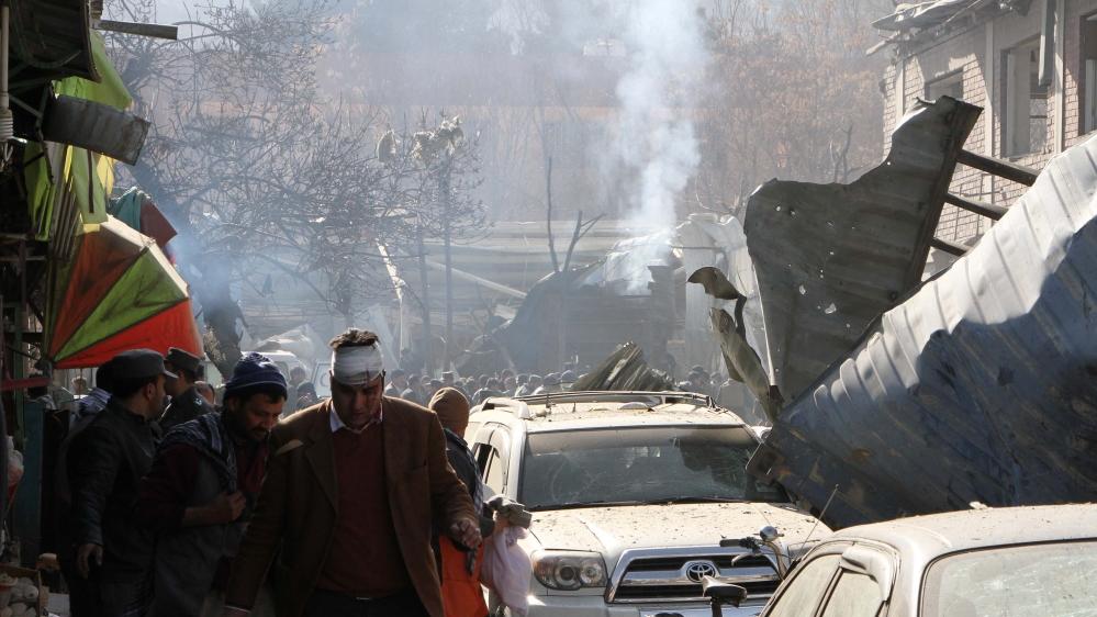Weerar kadhacay Afgaanistaan oo lagu dilay inka badan 250-ruux