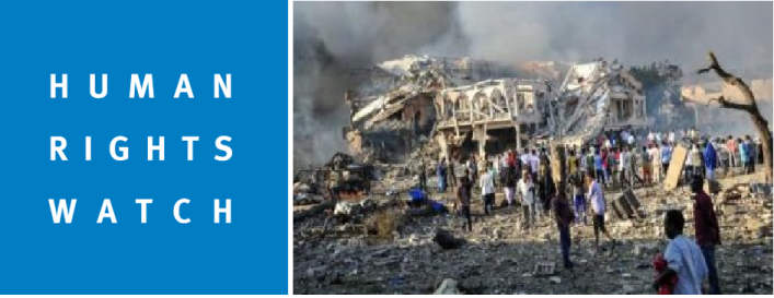 SOMALIA Events of 2017: Human Rights Watch Report