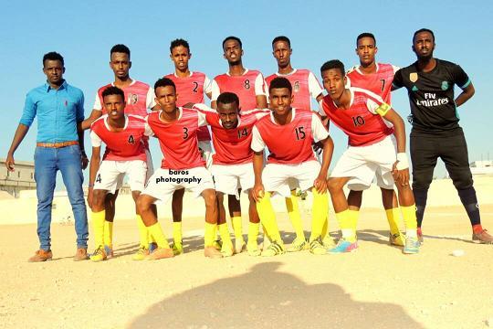 Barnaamijka Ciyaaraha ee Sports News iyo Cabdiraxman Yemani (dhegayso)