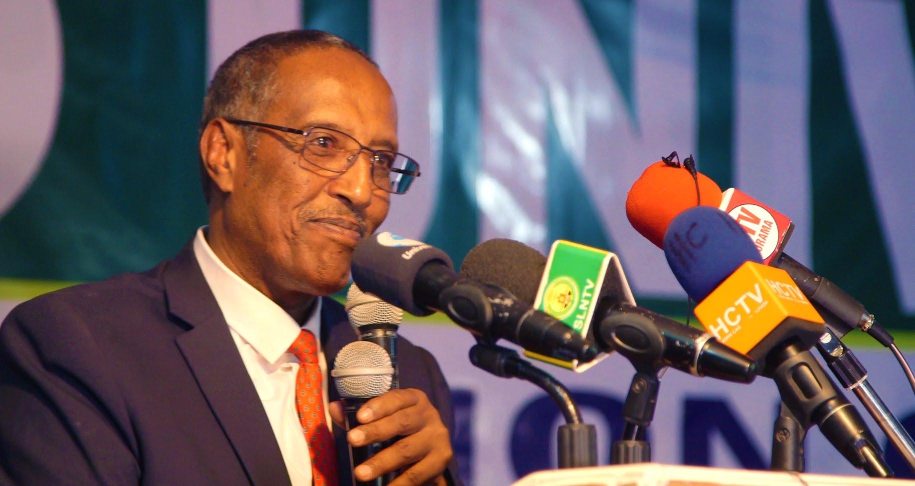 """Culimaa'udiin Reer Somaliland """"Madaxwayne Muuse waan kugu taageersanahay dagaalka Sool"""""""