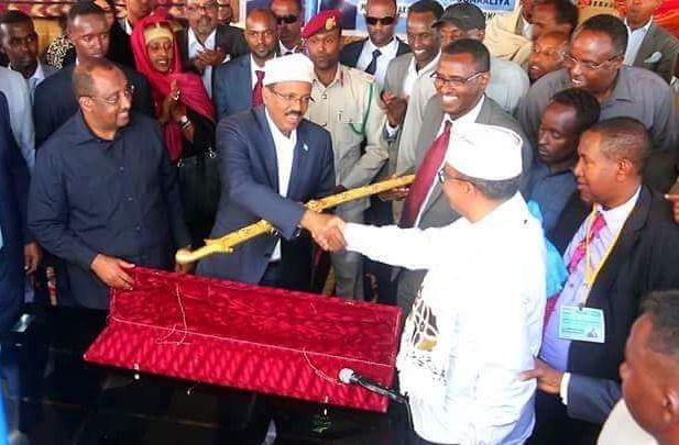 Islaan Bashir: Waa Hadiyad Farmaajo & Umadda Soomaaliyeed