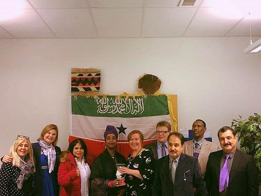 Somaliland oo Safarad ka furatay  Dalka Finland