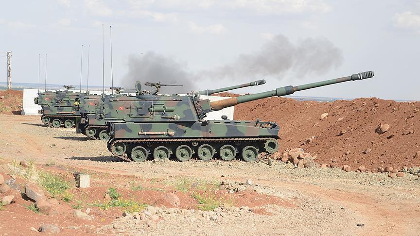 Soomaaliya oo taageertay howlgalka Turkiga ee Afrin