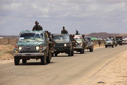 Dagaal u dhaxeeya ciidamada Puntland iyo Somaliland oo kasocda Tukaraq