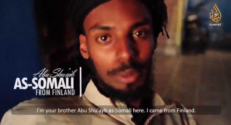 Wiil uu dhalay guddoomiyaha xisbiga UCID ee Somaliland oo lagu dilay Suuriya