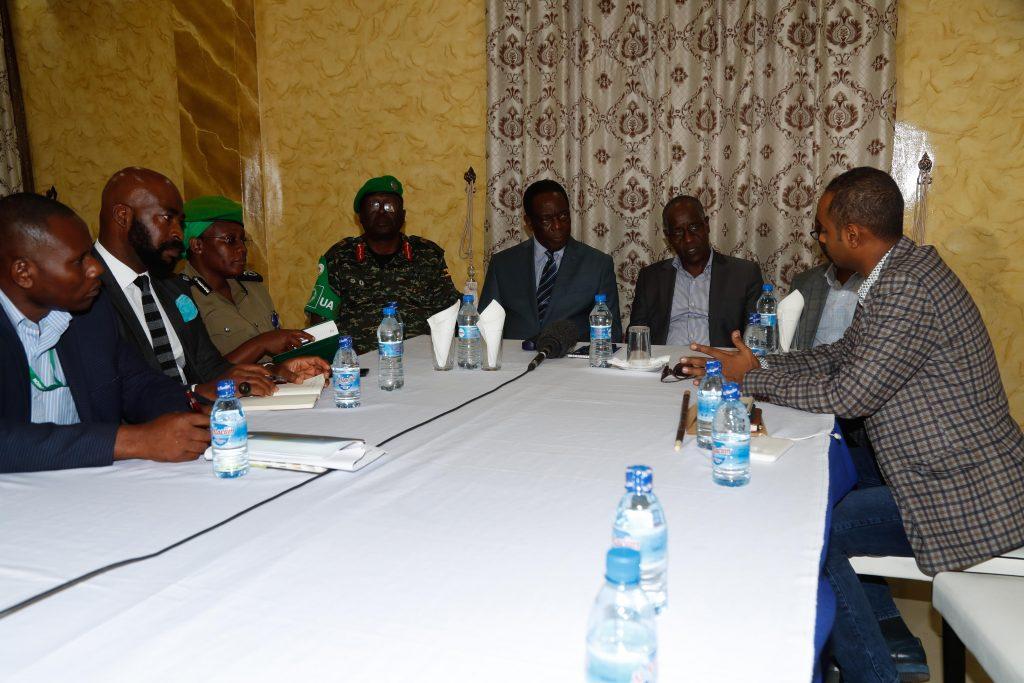 Dowladda oo Guddi u saartay dhacdo AMISOM ku dileen Askari NISA Katirsan (dhegayso/Sawiro)