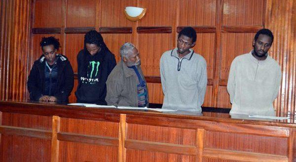 Maxkamadda Dalka Kenya oo go'aamisay in Xabsi kusi jiraan Rag katirsan alshabaab