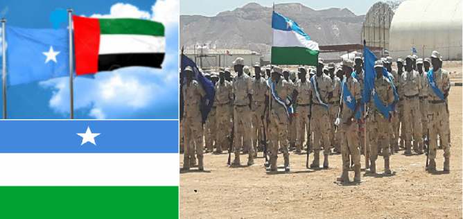 "Puntland Office of President PR: ""UAE is a strategic partner in the fight against terrorism"""