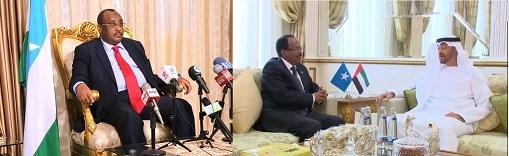 MAANHADAL: Falanqayn Xiisadda Soomaaliya iyo Imaaraatka Carabta & Heshiisyada Puntland (dhegayso)