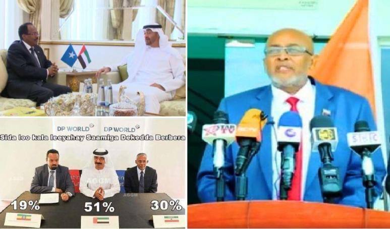 """Guddoomiye Cirro, Waddani: """"Muuse Biixi Cabdi waxa uu qayb ka yahay shirqoolka iyo dhagarta Kulmiye u maleegay shacbiga Somaliland"""" (daawo)"""