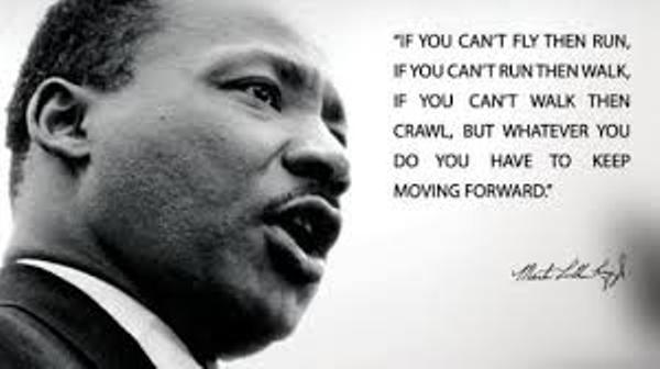 MLK: Why black Americans face more obstacles than White European immigrants?