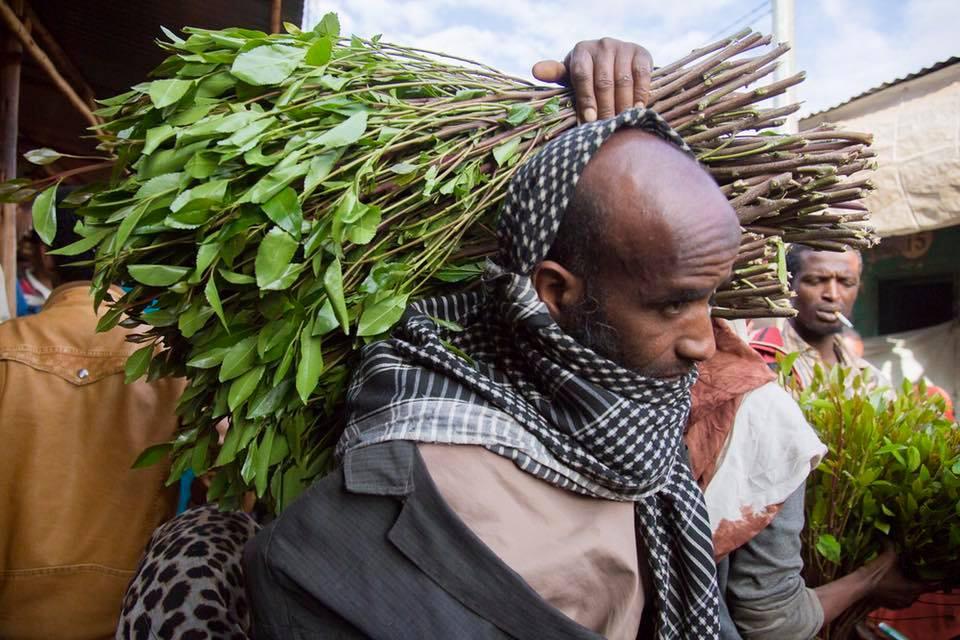 Somaali qaad siday oo lagu Xiray india