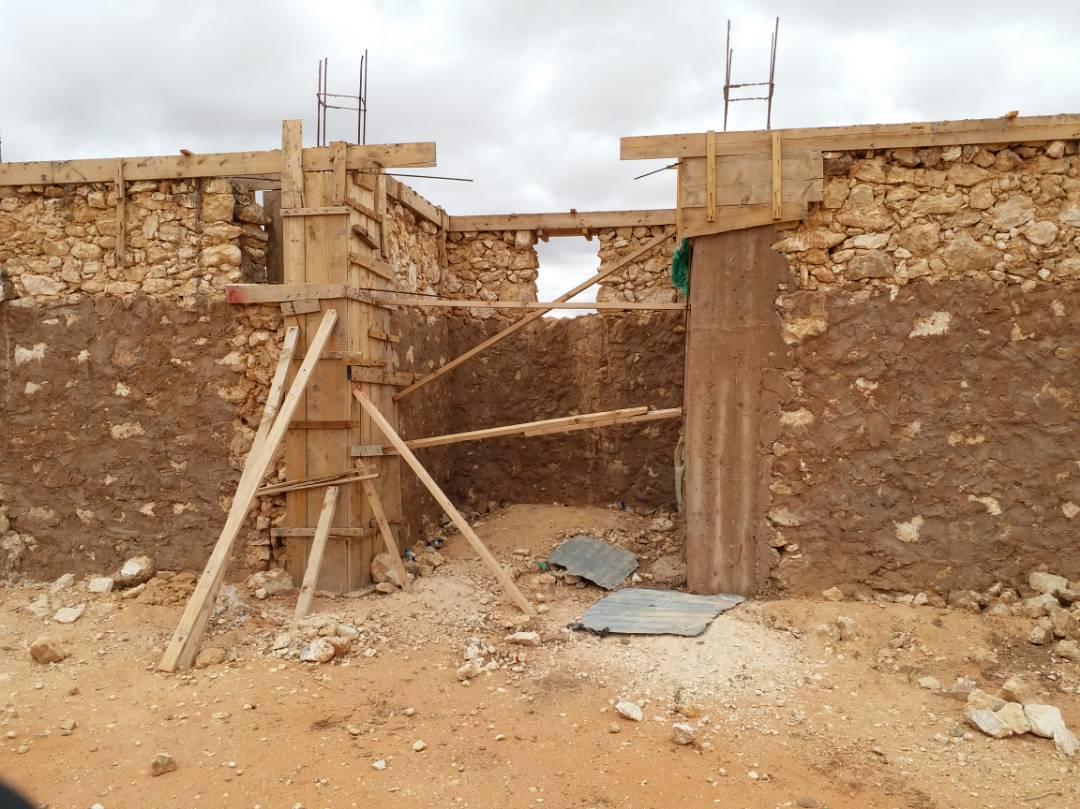 Dhismaha Masjidka Al-Nuur Gaalkacyo ka qaybqaado Alle dartii (Sawiro)