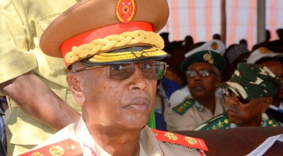 Taliyaha Militariga Somaliland oo ka hadlay dagaalka
