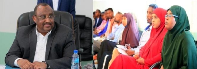 """Madaxweyne Gaas: """"Aqalka Sare anagaa ku doodney … ma aragtay meel ay jiraan, Faroole, CC Rashid!"""" (daawo)"""