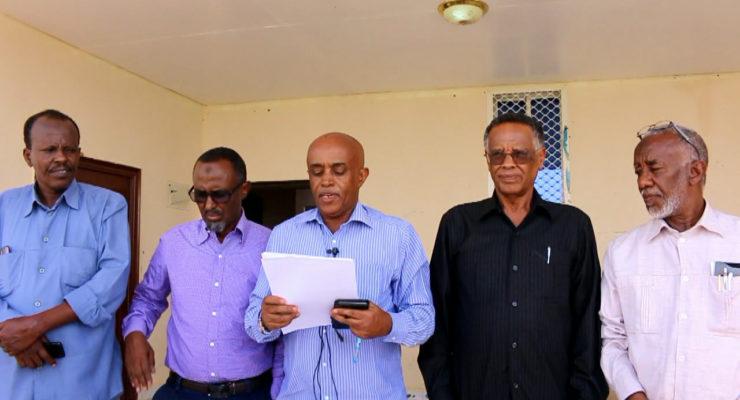 Somaliland oo odayaasha Lascanood Amaro Cusub dul dhigay