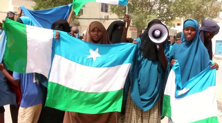 Banaanbax kadhan ah Maamulka Somaliland oo kadhacay Boosaaso (dhegayso/Sawiro)