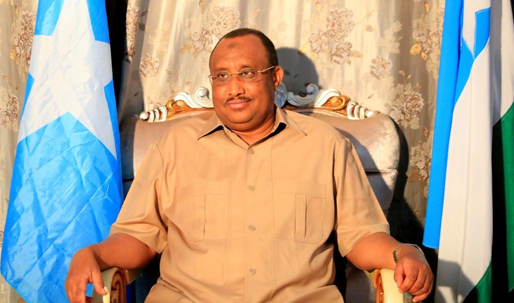 Madaxweynahaa Dowladda Puntland Hamblyo oo diray ku aadan 26 june Shacabka Somaliyeed