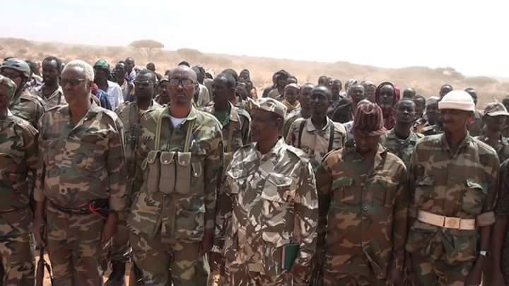 Wasiir ku xigeenka Cafimaadka Puntland oo Daljir uga waramay Ciidamo Somaliland kaso goostay (dhegayso)