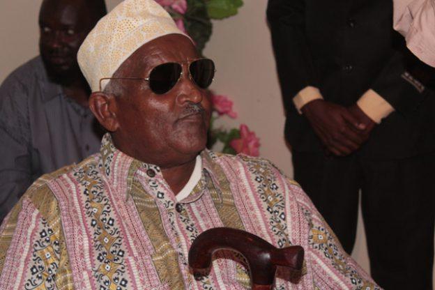 Garaad Saleeban oo Raali Galin Siyeey Madaxda Puntland (Daawo)