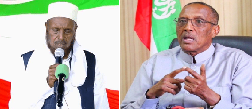 """Diinyaqaanka Somaliland oo u fadwooday Muuse Biixi: """"Halkii aad nagu jihayso dadku waa ku khasbanyahay!"""""""