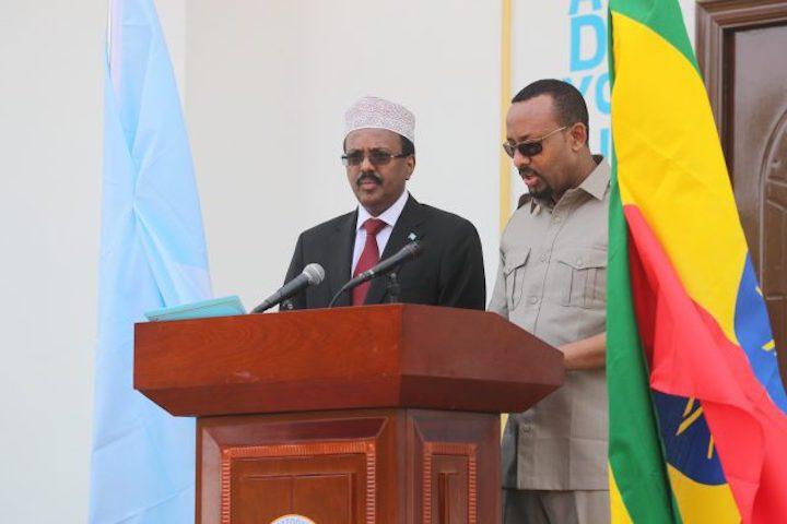 Aqoonyahanadda Somaliyeed oo ka hadlay Arragtidooda Heshiiskii DFS iyo Etoobiya (dhegayso)