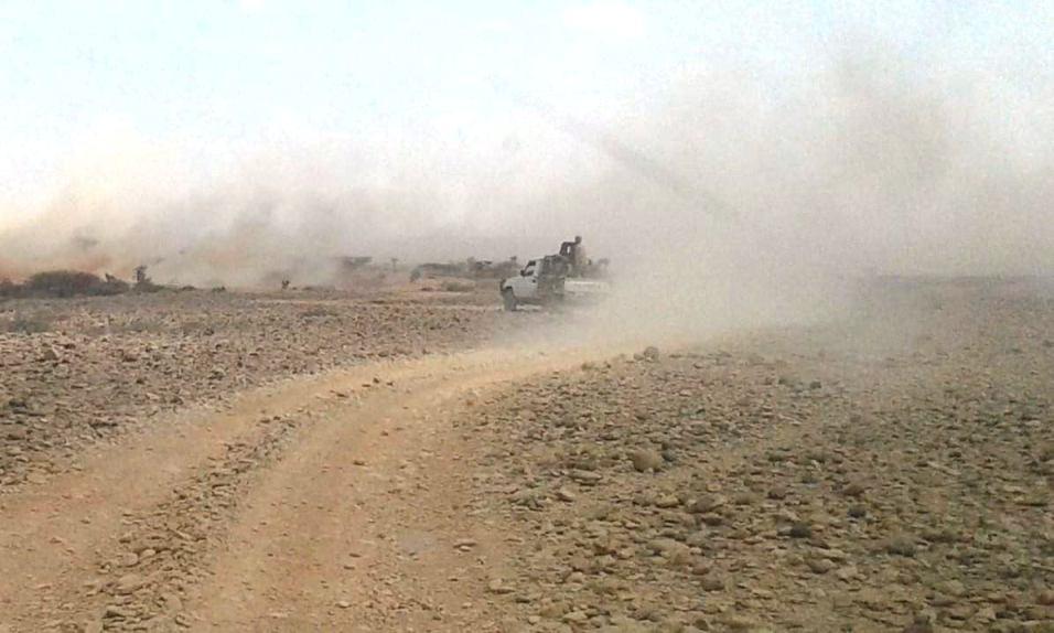 """Ciidanka Amniga Puntland (PSF): """"Waxaan dilnay 41 al-Shabaab kuwii xalay weeraray Ballikhadar"""""""