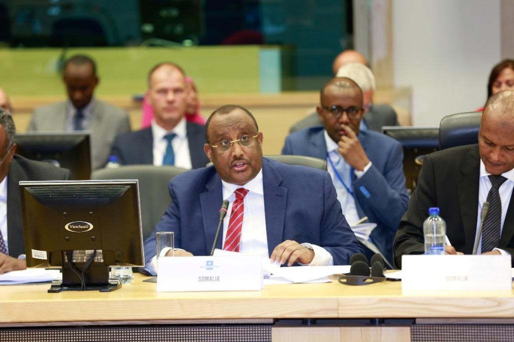 Madaxweynaha Puntland oo ka hadlay Wadahaddalada Somaliland iyo DFS (dhegayso)