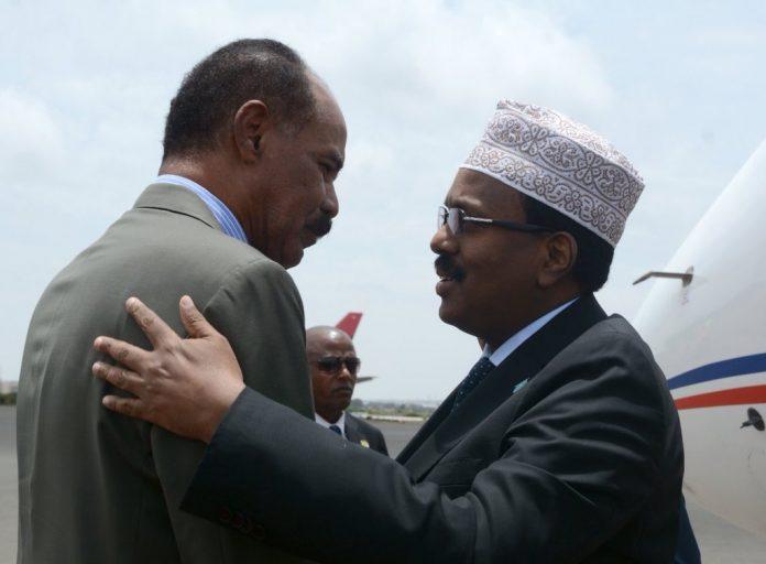 (DHEGAYSO) Safarka Madaxwaynaha Soomaaliya ee Asmara iyo booqashada Khayre (FALAN QAYN)