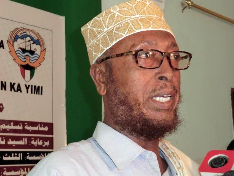 Sheekh Daahir Aw Cabdi oo ka hadlay dagaalka Soomaalida iyo Oromada ee Itoobiya (dhegayso)