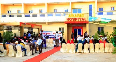 OGEYSIIS Ogeysiis Ogeysiis: Carafaat Hospital Garoowe (dhegayso)