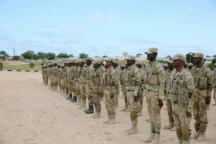 Waddamo Somaaliya kamid tahay oo ciidan u diray Koonfurta Suudan (dhegayso)