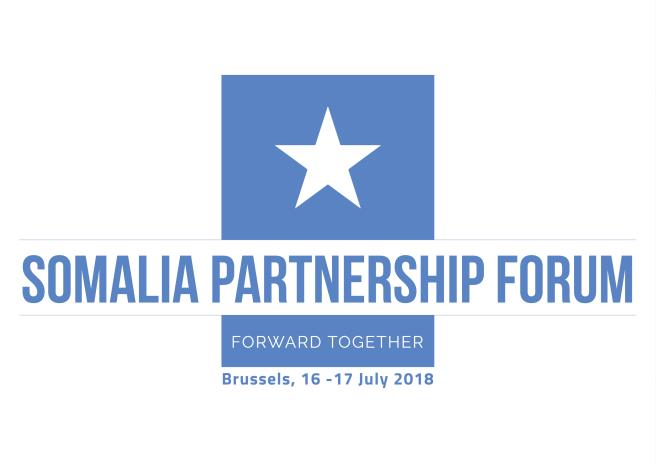 The Somalia Partnership Forum on the 16th and 17th of July 2018 in Brussels (conf. agenda included)