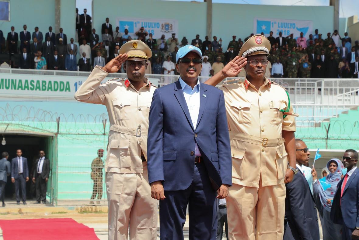 """Madaxweyne Farmaajo """"waxaan diyaar u nahay inaan soo celinno wada-hadalladii Somaliland"""""""