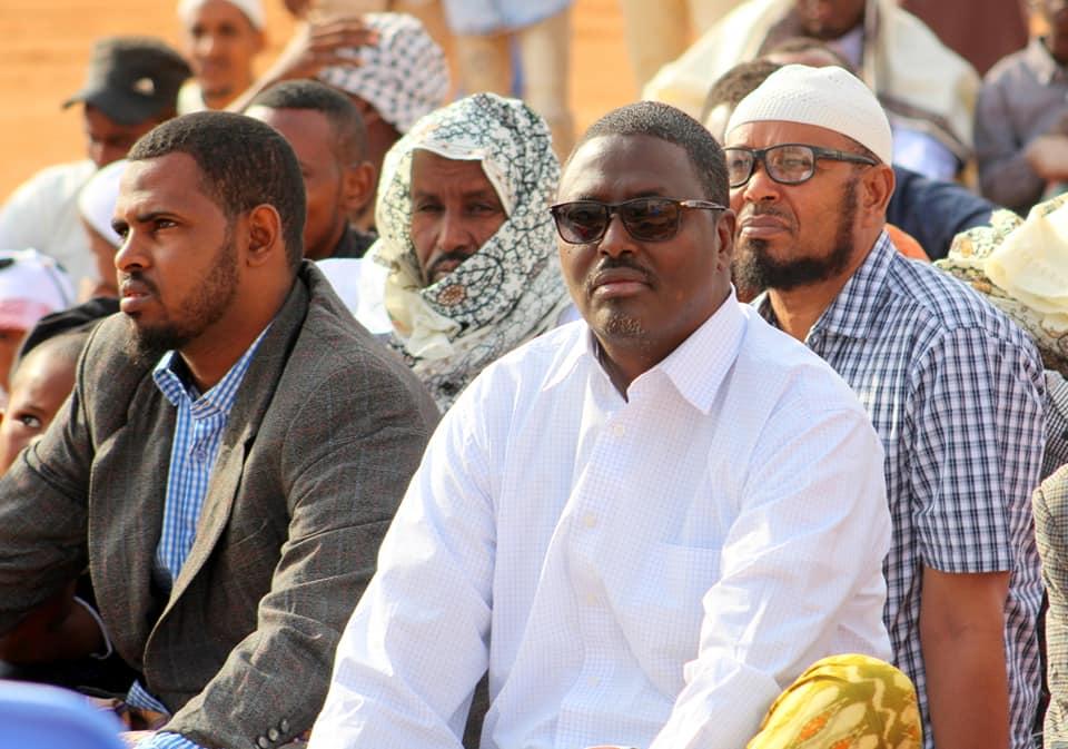 Daawo damaashaadkii Ciidka iyo magaalada dhaqanka ee Qardho (sawiro)