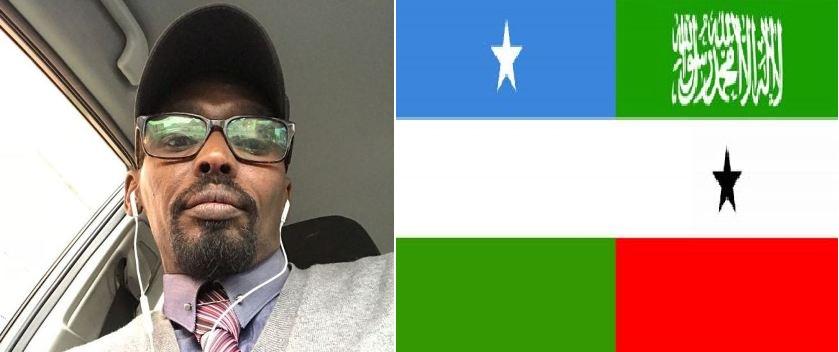 """Siyaasi Aadan Maxamed Guhaad: """"Ma jirto waddo lagu baajin karo dagaal Puntland & Somaliland"""" (dhegayso)"""