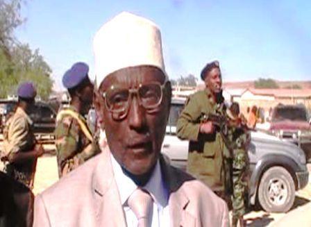 Wasiirkii hore ee Gaashaandhigga Somaliland oo Somaliland uga digey dagaal lala galo Puntland (dhegayso)