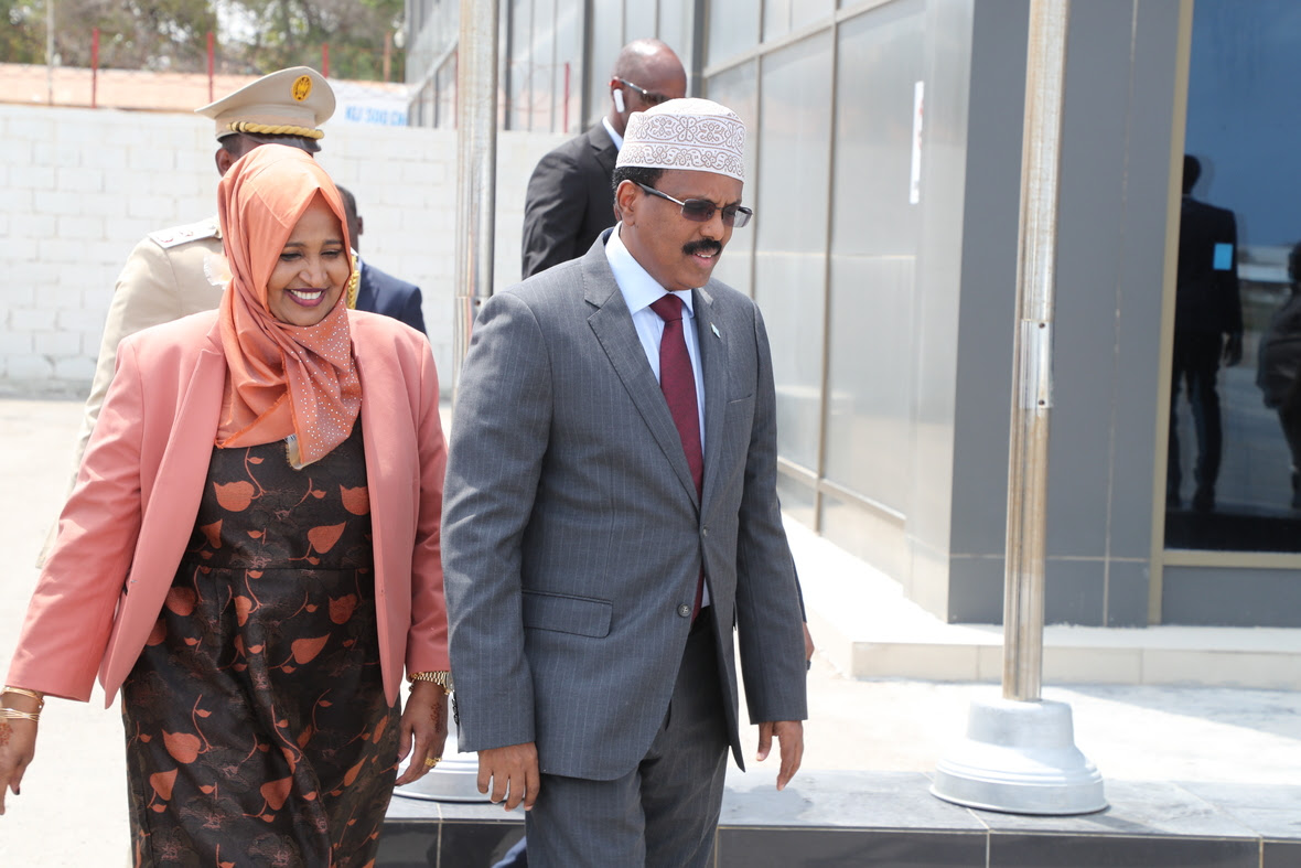 Ma jiro kulan Madaxweyne Farmaajo ka qaybgalayo oo Addis Ababa ka dhacaya