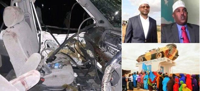 """Madaxweyne KX Camay oo ka jawaabaya tacsida Muuse Biixi: """"Tacsida Hargeysa waa Crocodile Tears … oo al-Shabaab magaalada dhexdeeda bay joogaan oo masaajido ku leeyihiin"""" (daawo)"""
