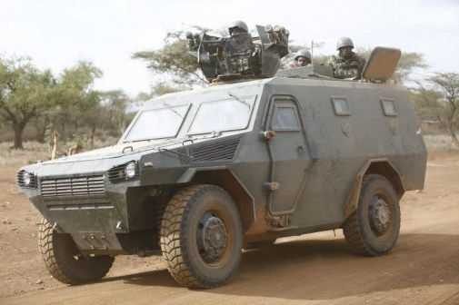 Kenya: Plight Of The GSU: All Armoured Personel Carriers Destroyed By IEDs