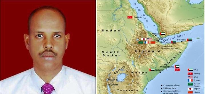 MARTISOOR: Eng. Maxamuud Axmed Xasan 'Dhegoweyne' waayaha dalka iyo isbaddalka Geeska Afrika (dhegayso)