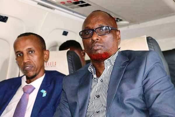"""MKX Carrabeey: """"Hadalka Farmaajo waa soodhaweynaynaa laakiin doorashada Galmudug waa 30ka bishaan"""" (dhegayso)"""