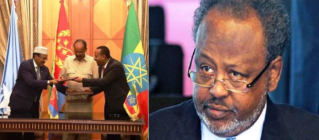 Isbaddalka Geeska Afrika: Faa'iidada Eriteriya iyo khasaaraha Djibouti (dhegayso)