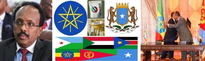 Warbixin Geeska Afrika iyo danaha is hardinaya ee Mareykanka iyo Shiinaha (dhegayso)