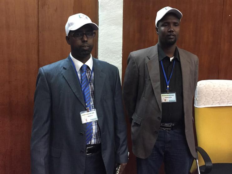Guddoomiyaha Jaaliyadda Somaliyeed ee Zambia oo daljir u waramay (dhegayso/daawo)